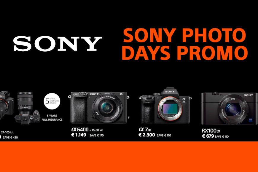 Promos Sony-Photo-Days