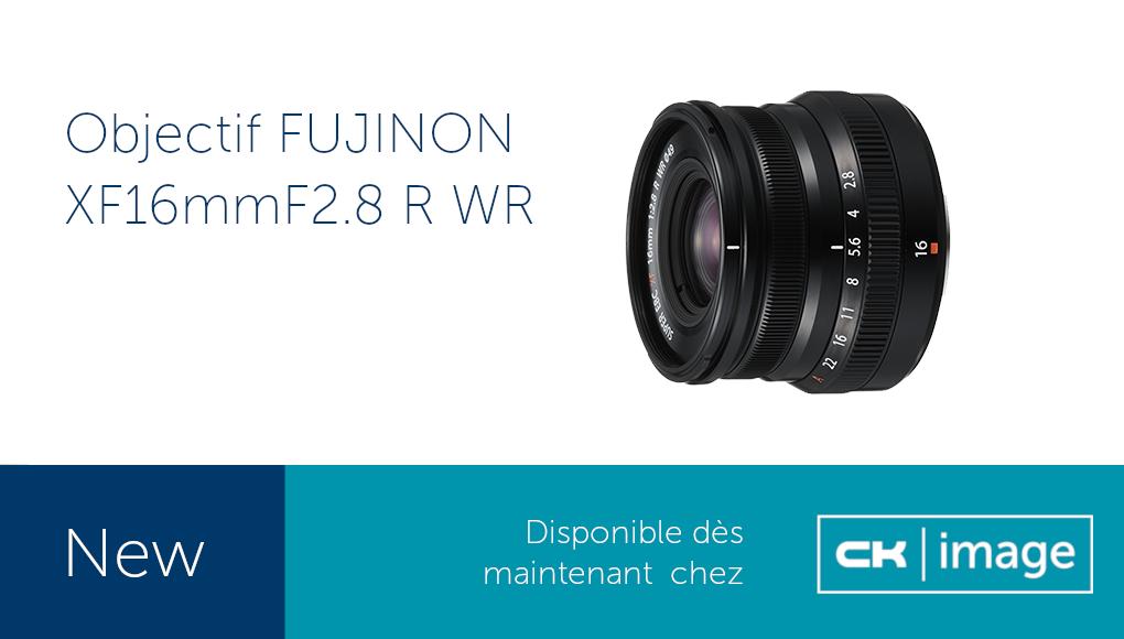 FUJINON-XF16mmF2.8 R WR