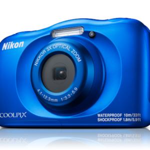 Coolpix W150 - Blue - CK Image