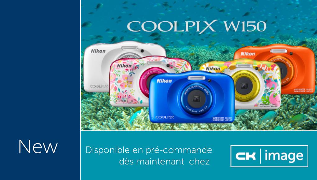 coolpixW150