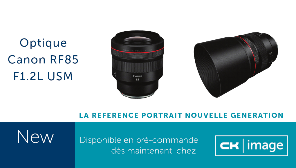 Canon RF 85 F1.2L USM