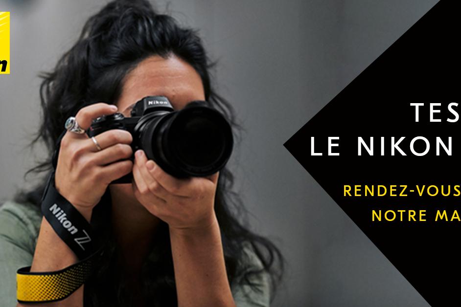 Nikon Z 6 en test chez CK Image