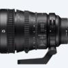 Objectif Sony FE PZ 28-135mm F4 OSS