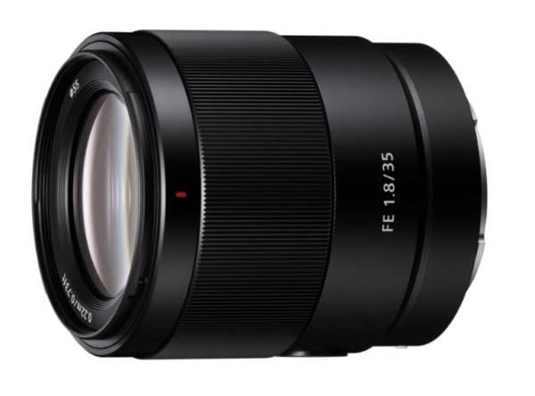 Sony objectif FE 35mm F1.8 - Chez CK Image