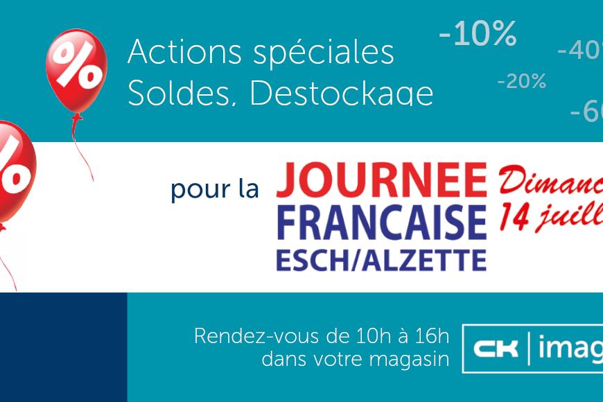 Journée français à Esch sur Alzette